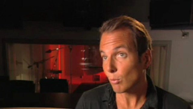 Will Arnett-Interview