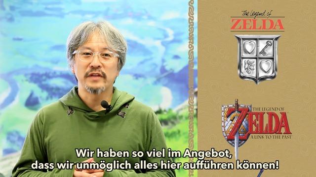 Zelda-Angebotswochen 2017