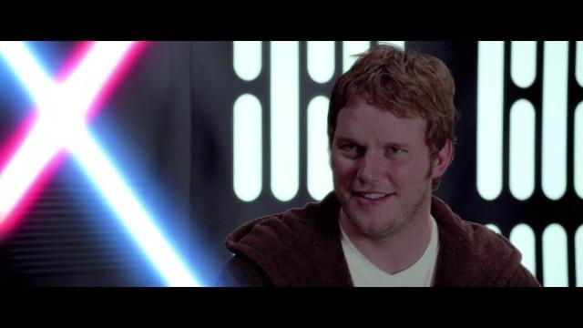 Lustige Feel the Force-Werbung