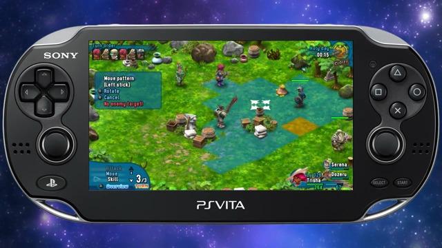Rainbow Moon Test Rollenspiel PS Vita Playersde - Minecraft ps vita spieletipps