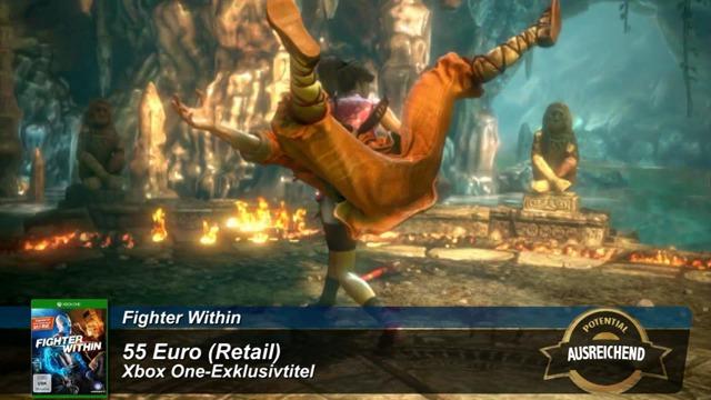 Release-Vorschau der Xbox-One-Startspiele