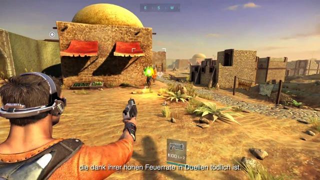 Gameplay Series #2: Zubehör und Kampf
