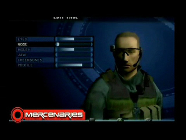 Mercenaries vs. Operatives