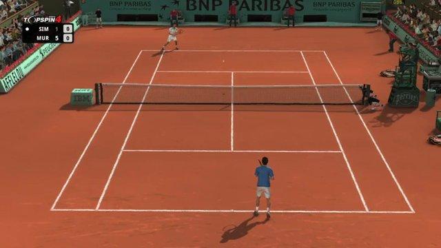 Simon vs. Murray