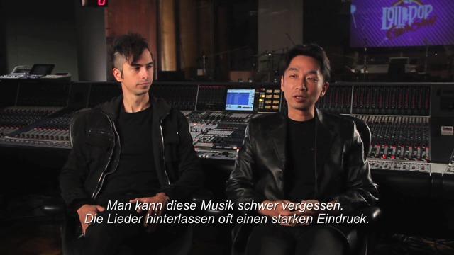 Hinter den Kulissen - Sound-Aufnahmen