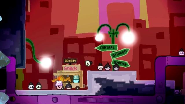 Spielszenen-Trailer PS4