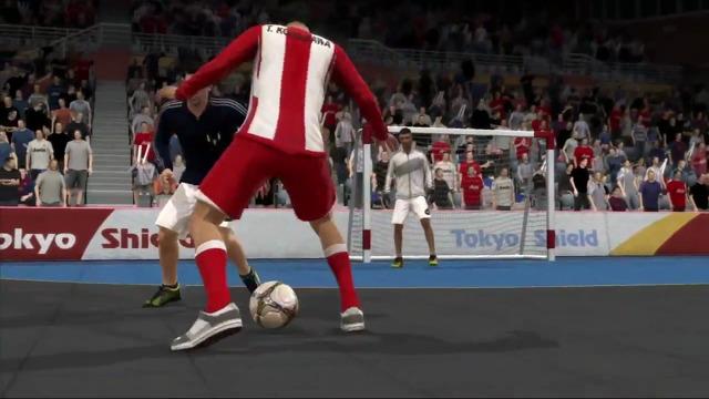 Messi-Trailer