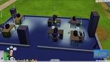 Die Sims 4: Büroalltag bei 4Players