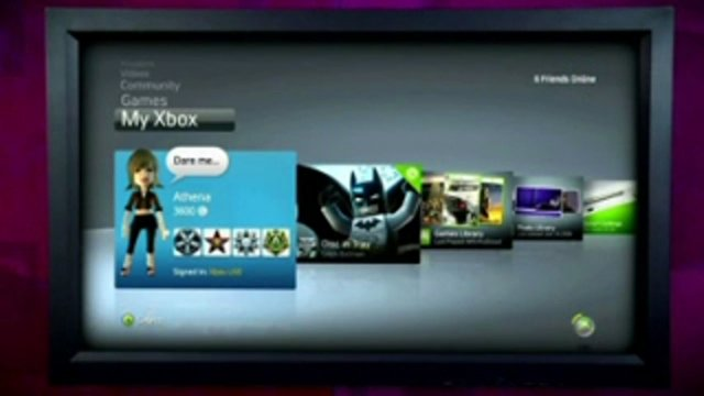 E3 2008 Dashboard-Update