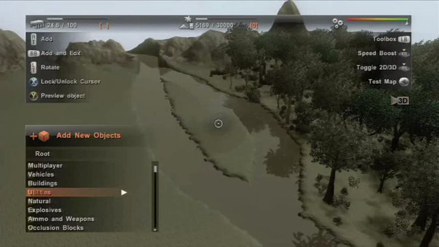 Vorstellung Map Editor