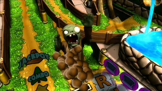 Plants vs. Zombies-Machine