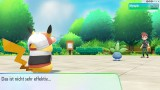 Pokémon: Let's Go, Pikachu! & Let's Go, Evoli!
