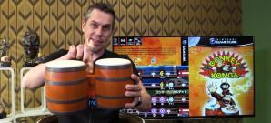 Trommelspaß auf dem GameCube