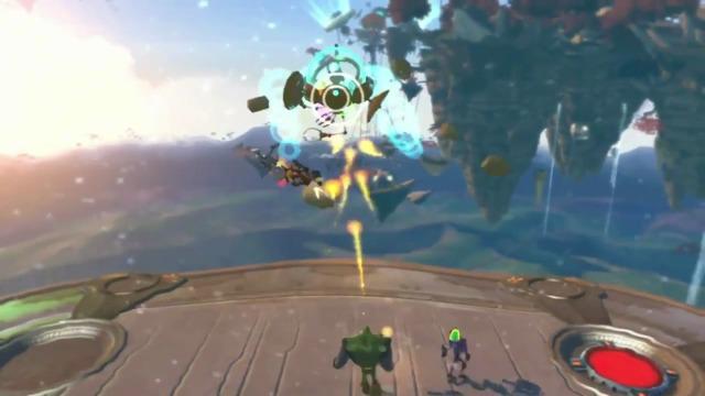 Octomoth Boss-Battle