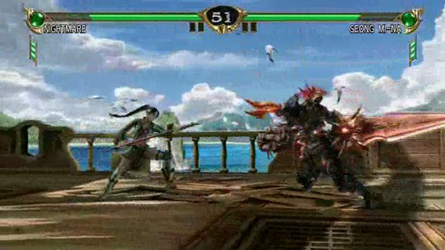 E3-Kampfszenen