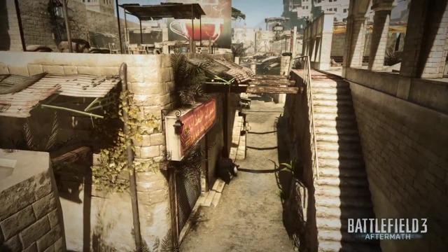 Aftermath: Talah Market-Flythrough
