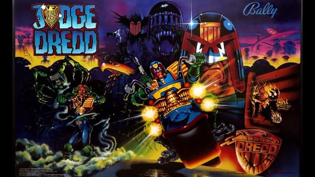 Spielszenen Judge Dredd