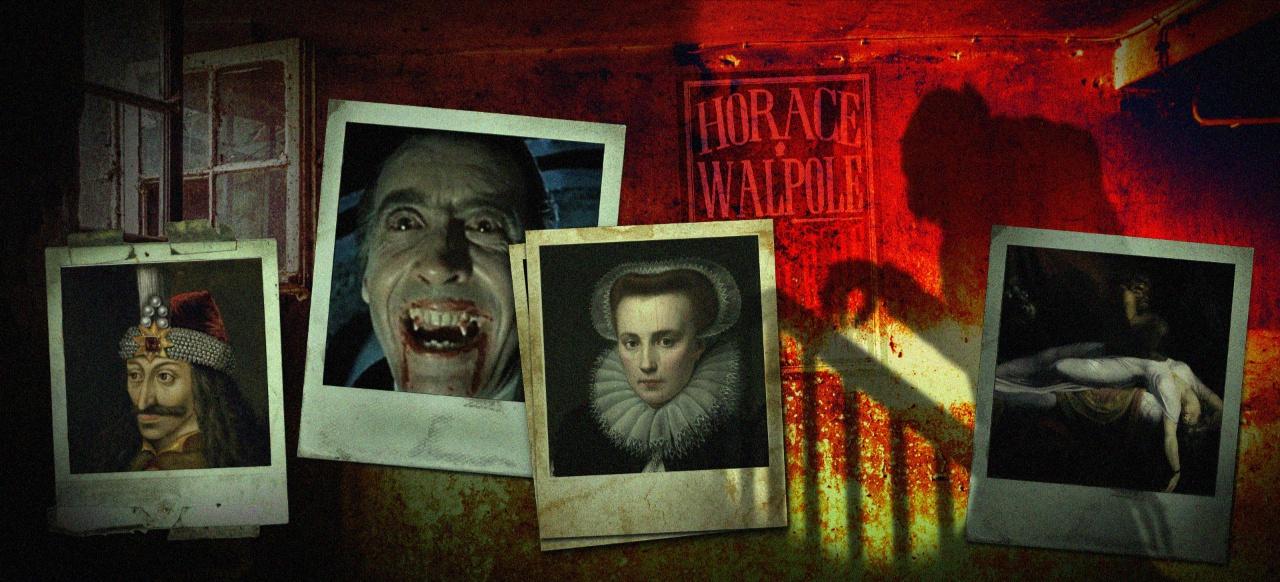 Vom Alp bis Dracula - eine Einführung in die Geschichte der Vampire