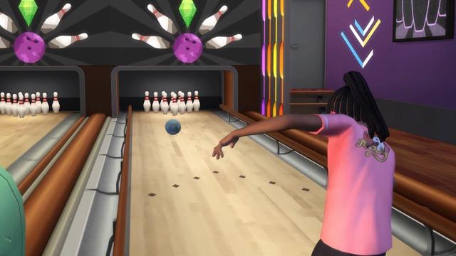 Bowling-Abend-Accessoires