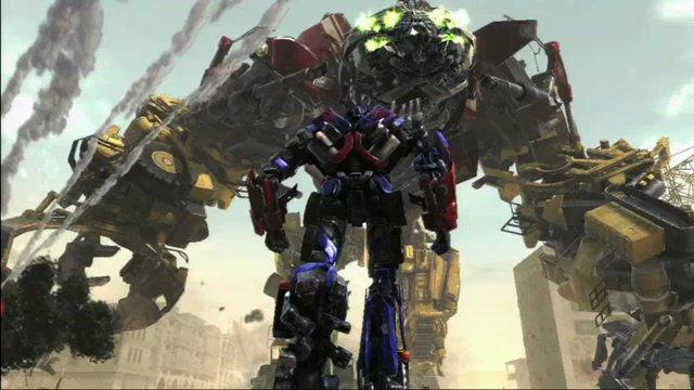 Stimmen von Optimus und Megatron
