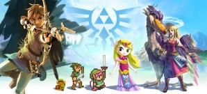 Wir blicken zurück auf die wichtigsten Abenteuer der Zeldareihe