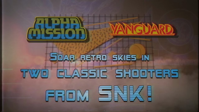 Alpha Mission & Vanguard