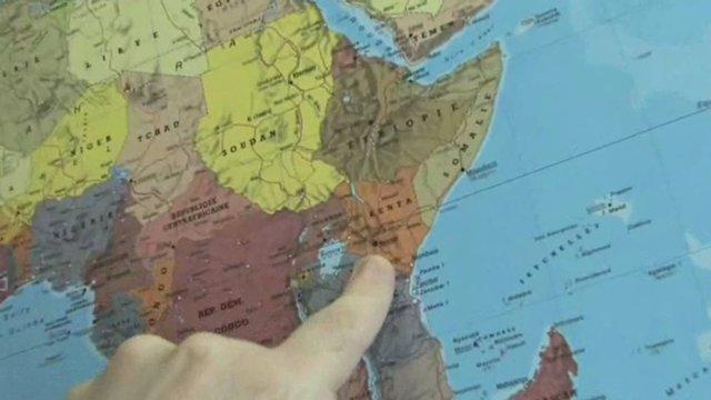 Afrika-Tagebuch, Teil 4