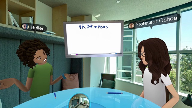 Facebook Spaces Vorstellung