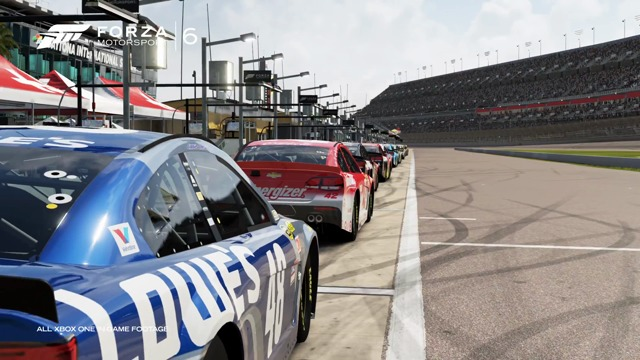 Nascar Expansion Trailer