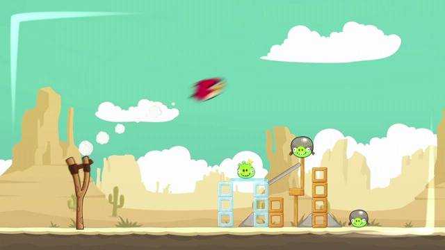 1 Milliarde Angry Birds Downloaded