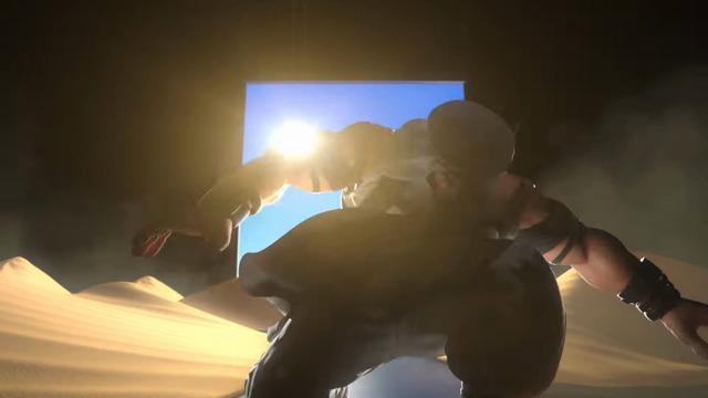 Arcade Edition - Cinematic Opening