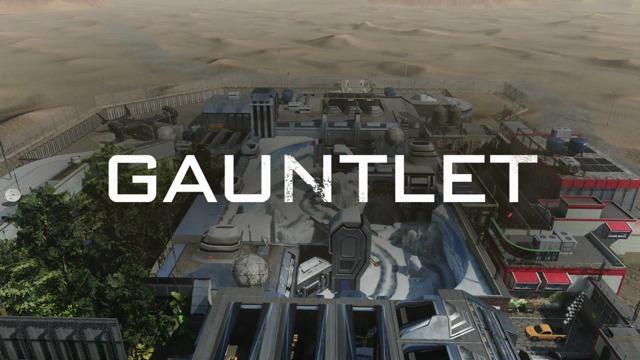 Gauntlet-Karte