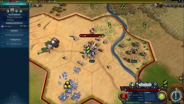 First Look: Mali