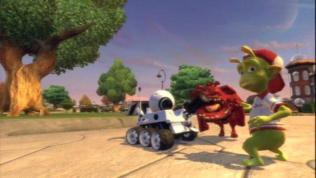 Rover-Trailer
