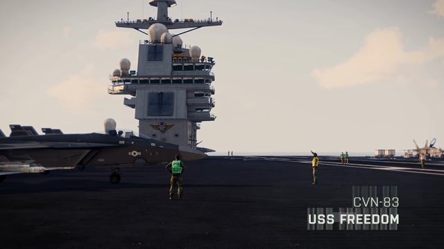 Aircraft Carrier Reveal