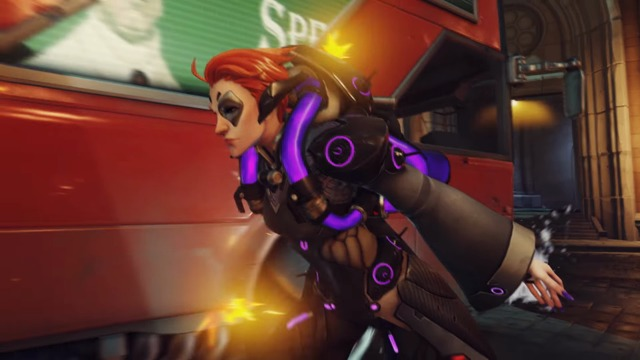 BlizzCon 2017: Moira (Heldin)