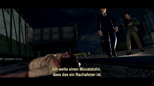 Serienmörder-Trailer