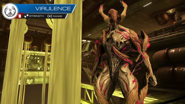 Warframe Profile - Nidus