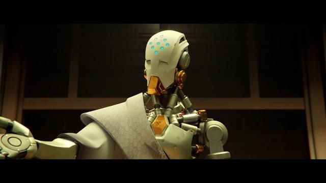 Animierter Kurzfilm: Lebendig (Widowmaker)