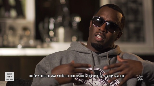 Puff Daddy Interview