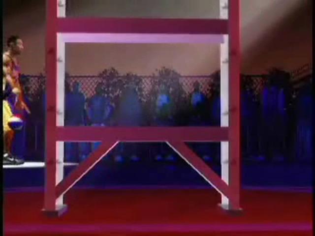 Kobe Dunk-Contest