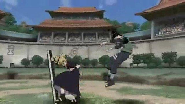 Ninja Jutsu-Trailer