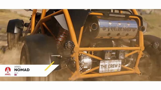 September Vehicle Drop Trailer
