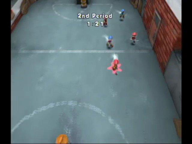 Street-Hockey