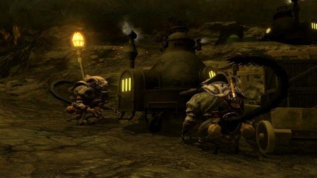 Beastman Strongholds-Trailer