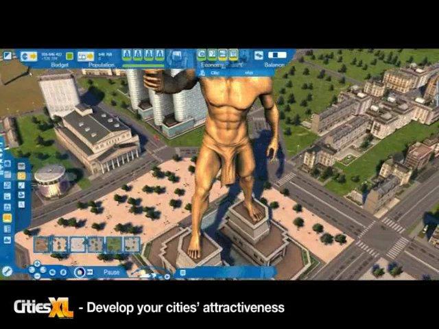 Attraktivität der Stadt