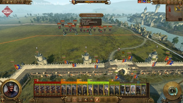 Bretonnia Multiplayer Custom Battle