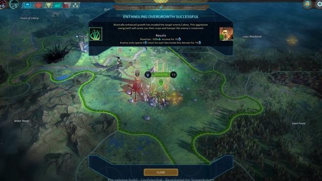 Faction Spotlight: Amazon