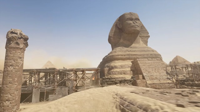 Map Briefings - Egypt (DLC Pack 2)