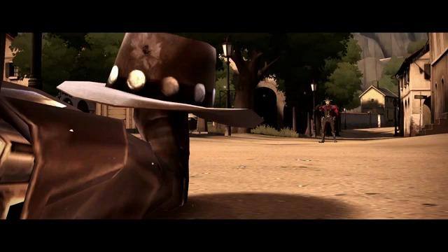 Desperados und Luchadores-Trailer